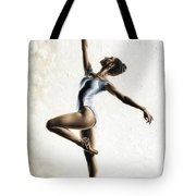 Harmony And Light Tote Bag by Richard Young