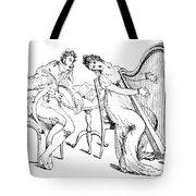 Harmony Before Matrimony, 1886 Tote Bag
