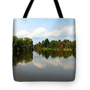 Harmony On The Boyne River Tote Bag