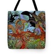 Harmony Under The Sea Tote Bag