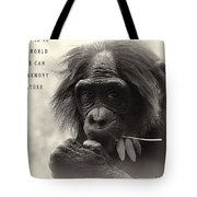 Harmony With Nature Tote Bag