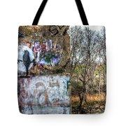 Harms Dam Number 9 Tote Bag