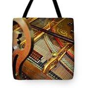 Harpsichord  Tote Bag