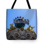 Harrahs Tote Bag