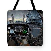 Harrier Cockpit Tote Bag