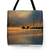 Harris Riverfront Park Tote Bag