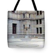 Harrisburg Capital Courtyard Tote Bag