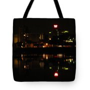 Harrisburg Night Lights Tote Bag