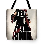 Harry Potter - Daniel Jacob Radcliffe Tote Bag