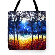 Hart Of The Magic Forest Tote Bag