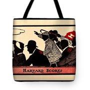 Harvard Scores 1905 Tote Bag