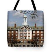 Harvard University Moors Hall Tote Bag