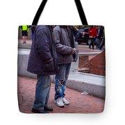 Harvard Watchers Tote Bag