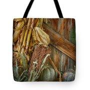 Harvest Corner Tote Bag