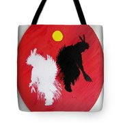 Harvest Dance Tote Bag