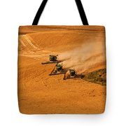 Harvest Tote Bag by Mary Jo Allen