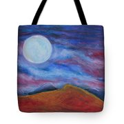 Harvest Moon 1 Tote Bag
