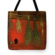 Harvest Of Herbs Tote Bag