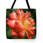 Harvest Rose Tote Bag