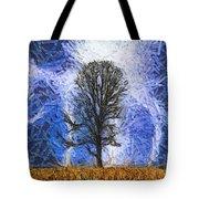 Harvest Storm Tote Bag