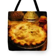 Harvest Table Tote Bag