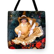 Harvest Witch Tote Bag