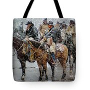 Hashknife Pony Express Tote Bag