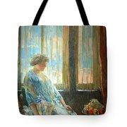 Hassam's The New York Window Tote Bag