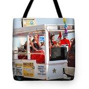 Hastings Carnival Queen Tote Bag