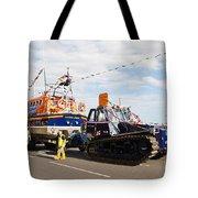Hastings Lifeboat Tote Bag