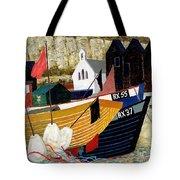 Hastings Remembered Tote Bag