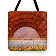 Hatch Memorial Shell Tote Bag by Susan Cole Kelly