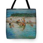 Hatchet Point Tote Bag