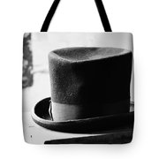 Hats Off Insults Tote Bag