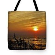 Hatteras Island Sunrise 1 7/31 Tote Bag