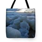 Hatteras Island Sunrise 2 10/10 Tote Bag
