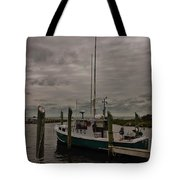 Hatteras Stormy Day 6/5 Tote Bag