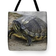 Hatteras Turtle 2 Tote Bag