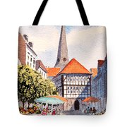 Hattingen Germany Tote Bag