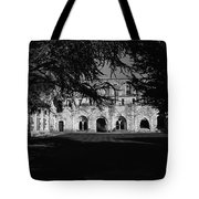 Haunted Abbey Tote Bag
