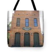 Haunted Historic Saloon Tote Bag