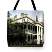 Haunted Mansion New Orleans Disneyland Tote Bag