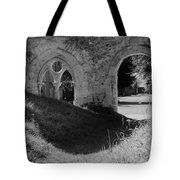 Haunted Mortemer Abbey Tote Bag