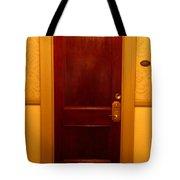 Haunted Room 217 Tote Bag