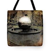 Haunted Wishing Well Tote Bag