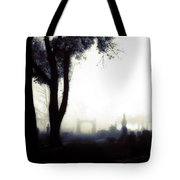 Haunting On All Hallow's Eve Tote Bag