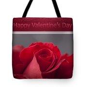 Hau'oli Ka La Aloha Kakou - Happy Valentine's Day Tote Bag