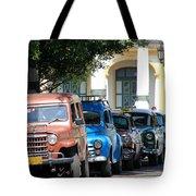 Havana 21 Tote Bag