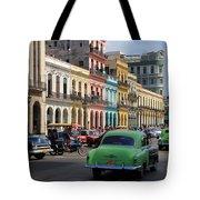 Havana 22 Tote Bag