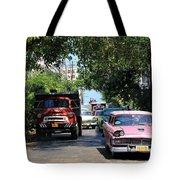 Havana 27 Tote Bag